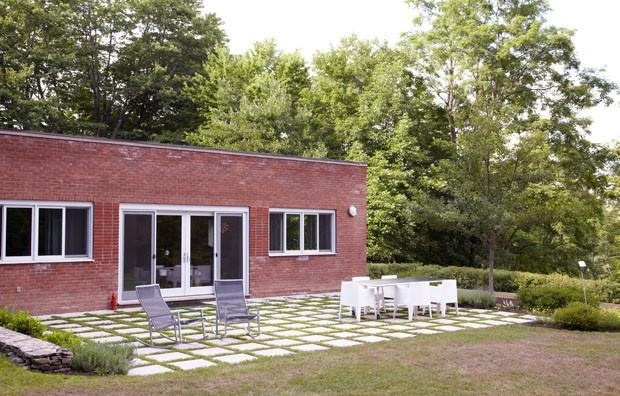 Uma casa de campo irreverente (Foto: Fotos Hallie Burton/Divulgação)