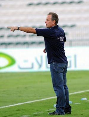Paulo Bonamigo Al Shabab (Foto: Reprodução / Pro League)
