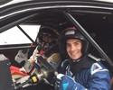 Zanetti vive dia de piloto na Stock Car e pega carona em avião de Átila Abreu