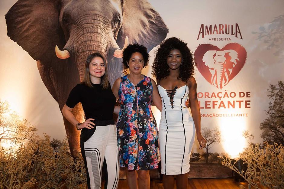 FOTO: Evento Amarula Coracao de Elefante (09/05/2017)©2017 Samuel Chaves/S4 PHOTOPRESS (Foto: ©2017 Samuel Chaves/S4 PHOTOPRE)