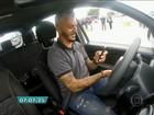 Pesquisa aponta que 80% dos motoristas usam celular ao volante