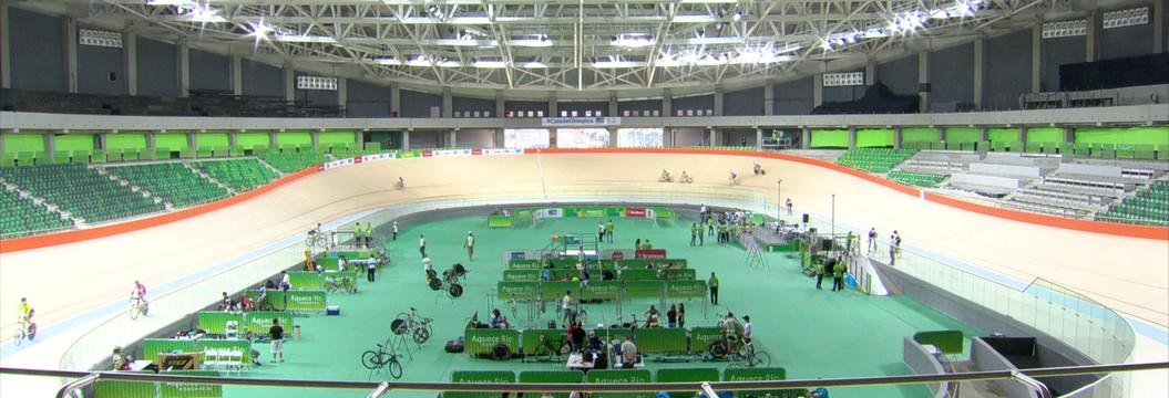 Com seis meses de atraso, Velódromo é inaugurado para Olimpíada do Rio