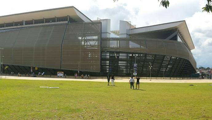Arena Pantanal, Cruzeiro x Corinthians (Foto: Marco Antônio Astoni)