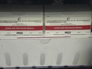 Sesab aponta que apenas 25% das meninas tomaram vacina contra HPV na Bahia (Foto: Imagem/Tv Bahia)