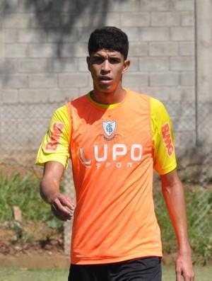 Rubens atacante do América-MG (Foto: Divulgação/AFC)