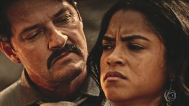 Luzia e Carlos ficam juntos