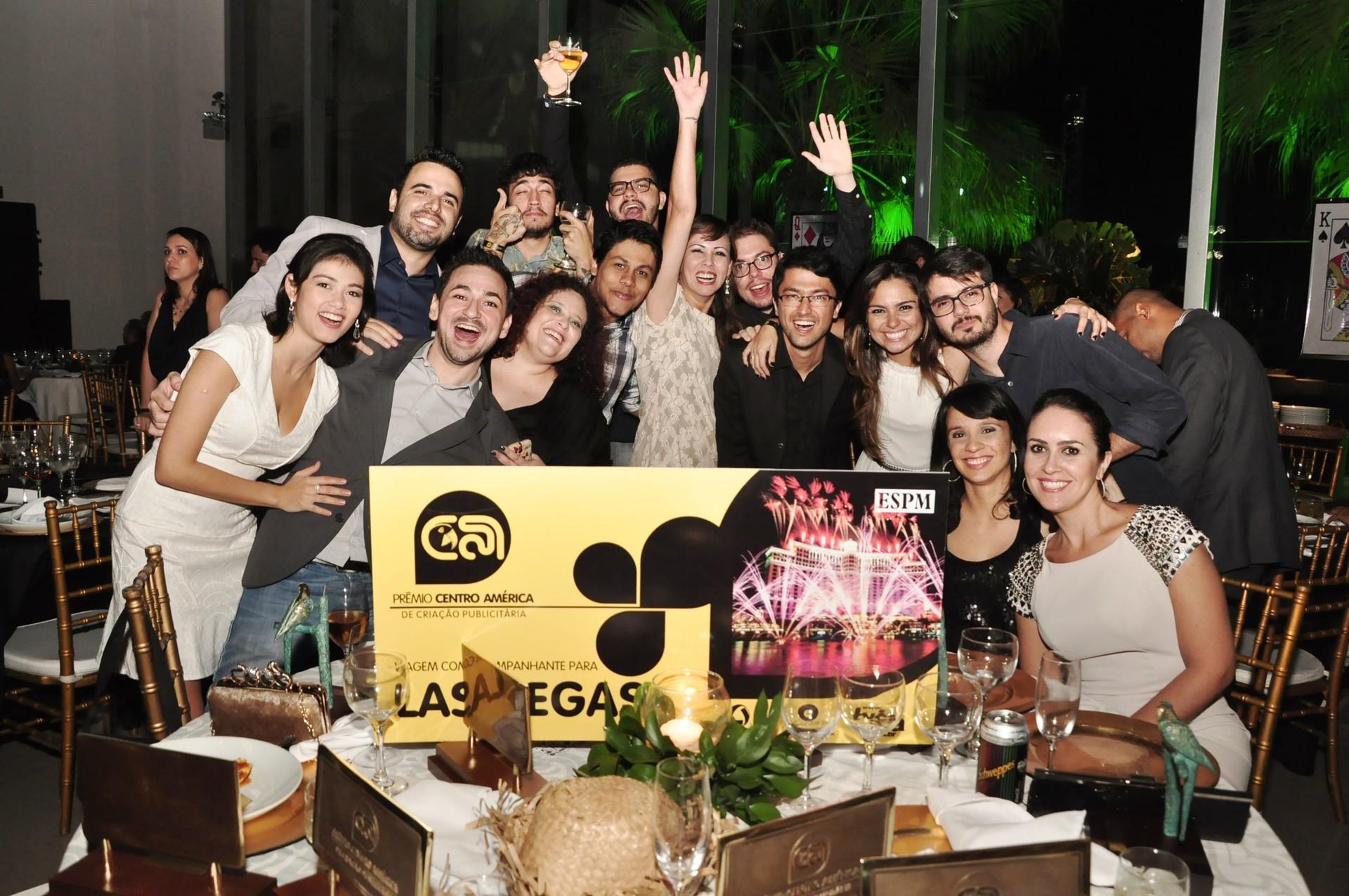 17ª edição Prêmio Centro América  (Foto: Neres)