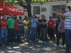 Guardas municipais anunciam paralisação em Salvador (Foto: Divulgação)