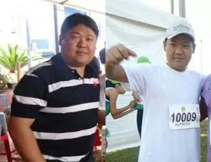 Alfredo Takesawa Eu Atleta (Foto: Arquivo pessoal)
