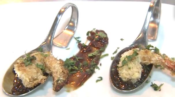 Sabor Sergipe foi até uma feira gastronômica, em Aracaju (Foto: Divulgação/TV Sergipe)