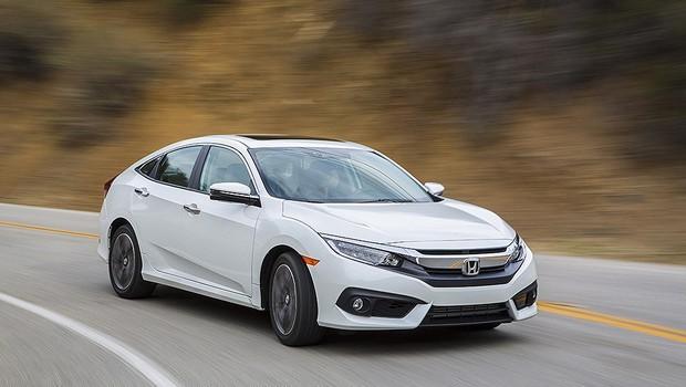 Seis concorrentes que o novo Honda Civic terá de enfrentar