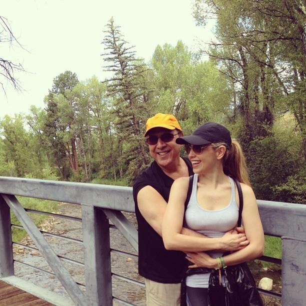 Thalia e Thommy (Foto: Instagram/ Reprodução)