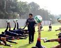 Com quatro desfalques, Joinville treina e embarca para enfrentar o Vila Nova