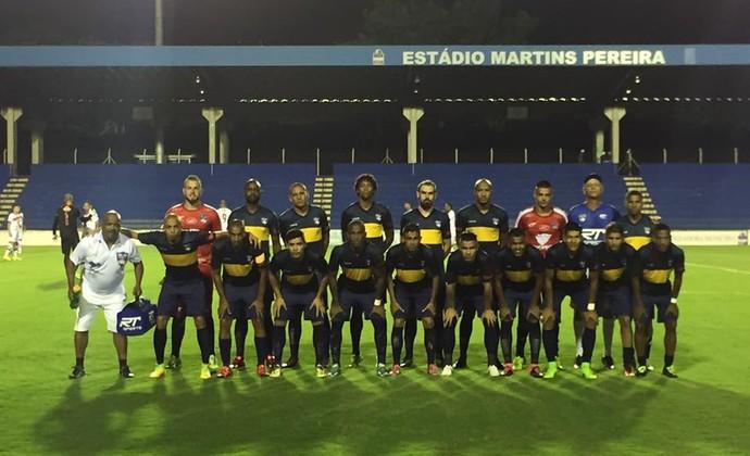 São José dos Campos FC (Foto: Nicolas Rosa/São José dos Campos FC)