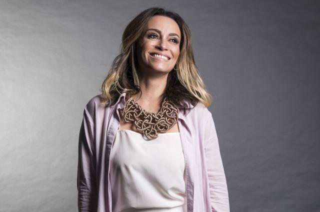 Suzana Pires (Foto: Cesar Alves/ TV Globo)