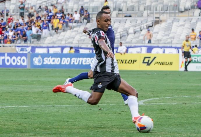 Dodô, meio-campo do Atlético-MG (Foto: Bruno Cantini/CAM)