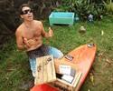 Danilo Couto é convidado para desafio de ondas gigantes em Peahi, no Havaí