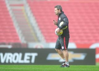 Argel, técnico do Inter (Foto: Ricardo Duarte / Inter, DVG)