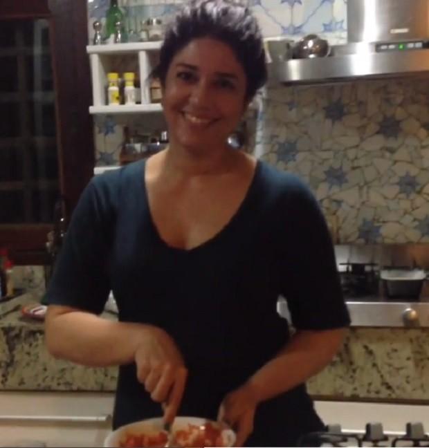 Malu Verçosa, mulher de Daniela Mercury (Foto: Reprodução/Instagram)