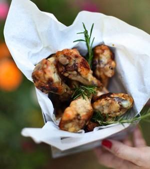 Asinhas de frango (Foto:  )