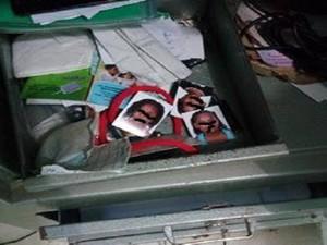 Materiais foram apreendidos com suspeito de estupro (Foto: Polícia Civil/ Divulgação)