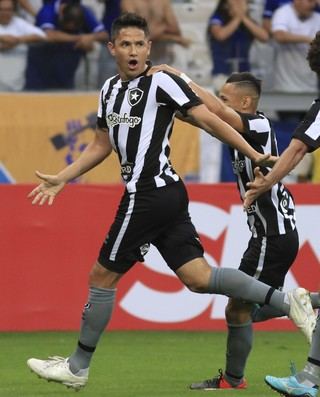 Canales Botafogo Cruzeiro (Foto: Daniel Teobaldo / Futura Press)