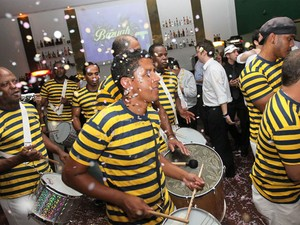 Carnaval no Sesc Campinas resgata festas de rua  (Foto: Eduardo Barcellos)