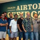 Cineastas ficam emocionados com coleção  (Khalil Sobreira)