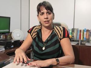Promotora Lítia Cavalcanti instaurou procedimento contra prefeitura e Dataprom (Foto: De Jesus/ O Estado)
