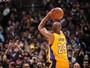 Kobe dá show e encerra jejum dos Lakers com vitória contra o Minessota