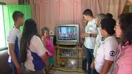 Moradores de Moreno tiram dúvidas sobre sinal digital da TV