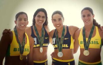 Após 20 anos, medalhistas relembram final brasileira no vôlei de praia em 96