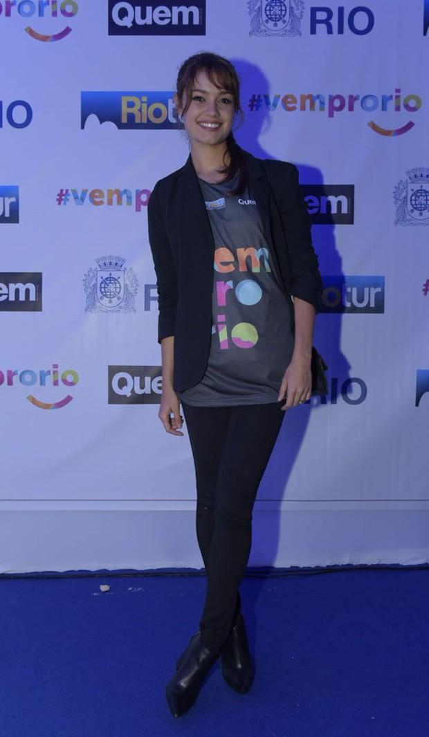 Sophie Charlotte (Foto: Selmy / Ed. Globo)