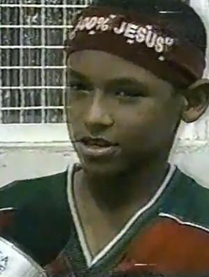 Neymar Briosa Santos (Foto: Reprodução / YouTube)