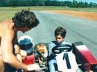 Bruno Senna lembra bandeirada e tapa do tio Ayrton em 1ª vitória (Arquivo Pessoal / Divulgação)