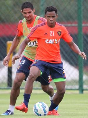 Rithely Sport (Foto: Aldo Carneiro/Pernambuco Press)