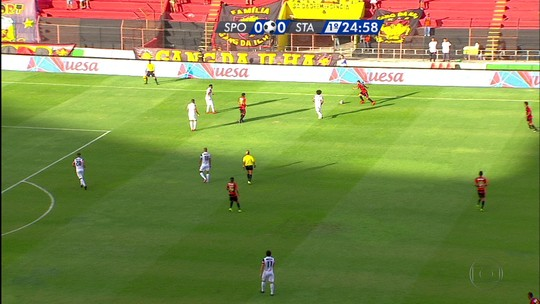 """Pressionado, Daniel Paulista defende trabalho no Sport: """"Metas alcançadas"""""""
