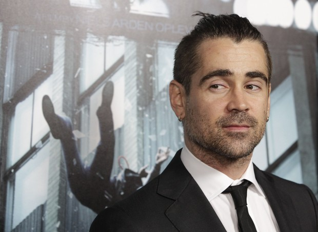 Colin Farrell na première do filme 'Dead Man Down' em Los Angeles, nos Estados Unidos (Foto: Fred Prouser/ Reuters)