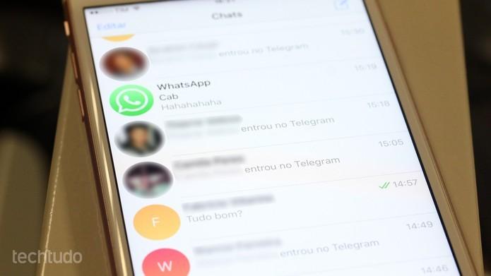Aprenda a convidar amigos para o Telegram, o rival do WhatsApp (Foto: Thássius Veloso/TechTudo)