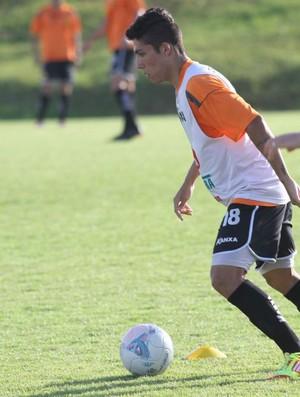 Bruno Lopes atacante Criciúma (Foto: Fernando Ribeiro / Criciúma EC)