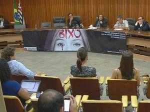Estudantes relataram em CPI abusos e torturas nos trotes da Esalq (Foto: Reprodução/EPTV)