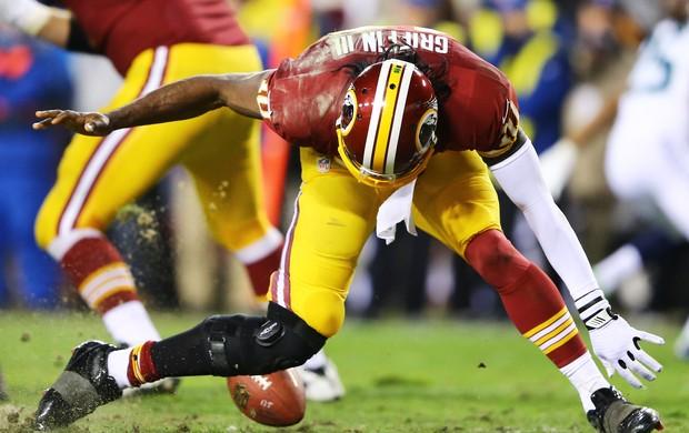 Robert Griffin III Washington Redskins NFL (Foto: Getty Images)