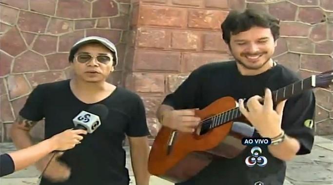 A banda busca em suas letras falar do cotidiano misturando vários ritmos (Foto: Bom dia Amazônia)