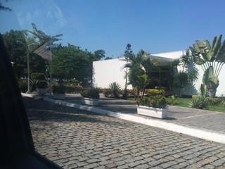 Crematório do Cajú no Rio de Janeiro (Foto: EGO)