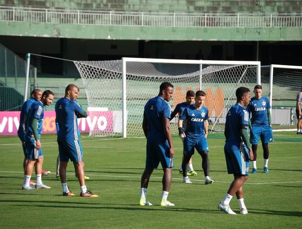Coritiba treino Couto Pereira