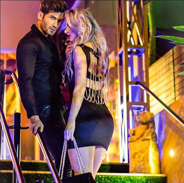 Roni Mazon e Tatiele Polyana (Foto: Reprodução/Instagram)