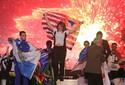 Fotos: Emoção na etapa final da Olimpíada do Conhecimento.