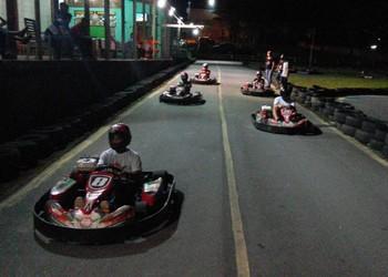 1ª etapa do Acreano de Kart Indoor 2016 (Foto: Divulgação/Clube Kart Acre)