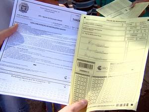 Concurso público para agente de educação é cancelado em Campinas (Foto: Reprodução EPTV)