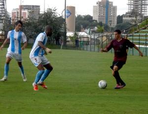 Londrina vence o JMalucelli no Ecoestádio Janguito (Foto: Fernando Freire)